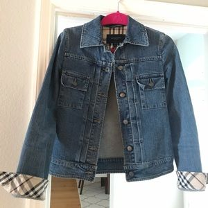 Burberry London Jean Jacket
